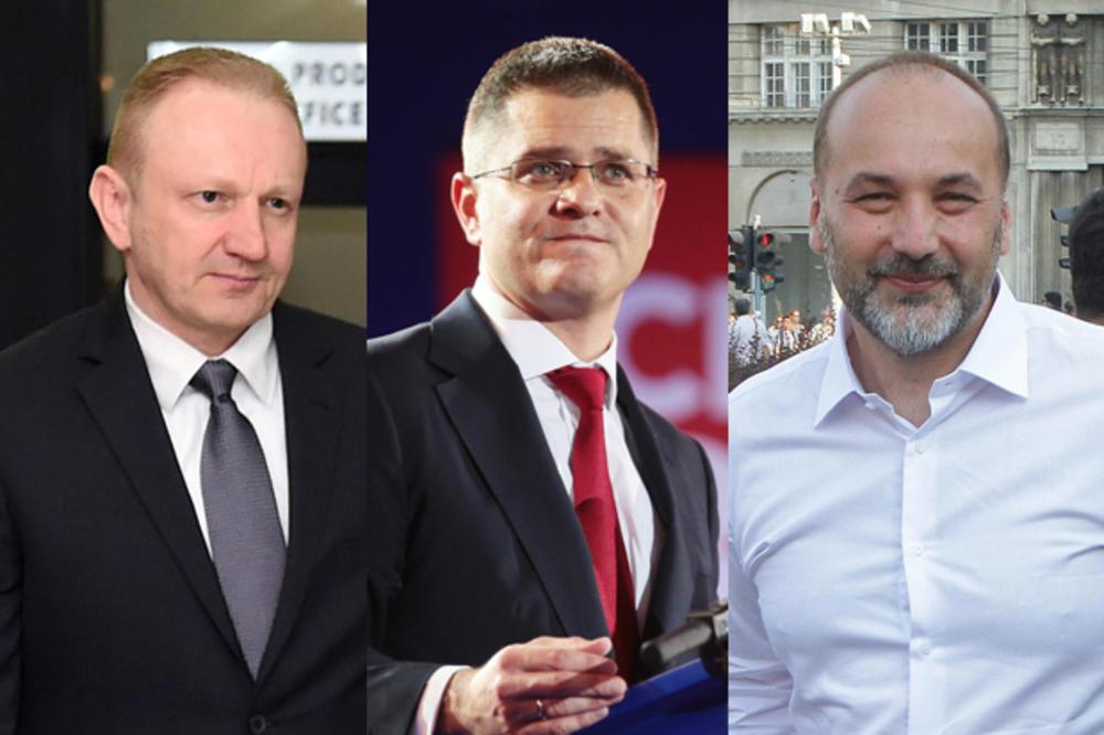 EKSKLUZIVNO! ISTRAŽIVANJE O RASPOLOŽENJU BIRAČA: Đilas, Jeremić i Janković mrse konce SNS u prestonici!