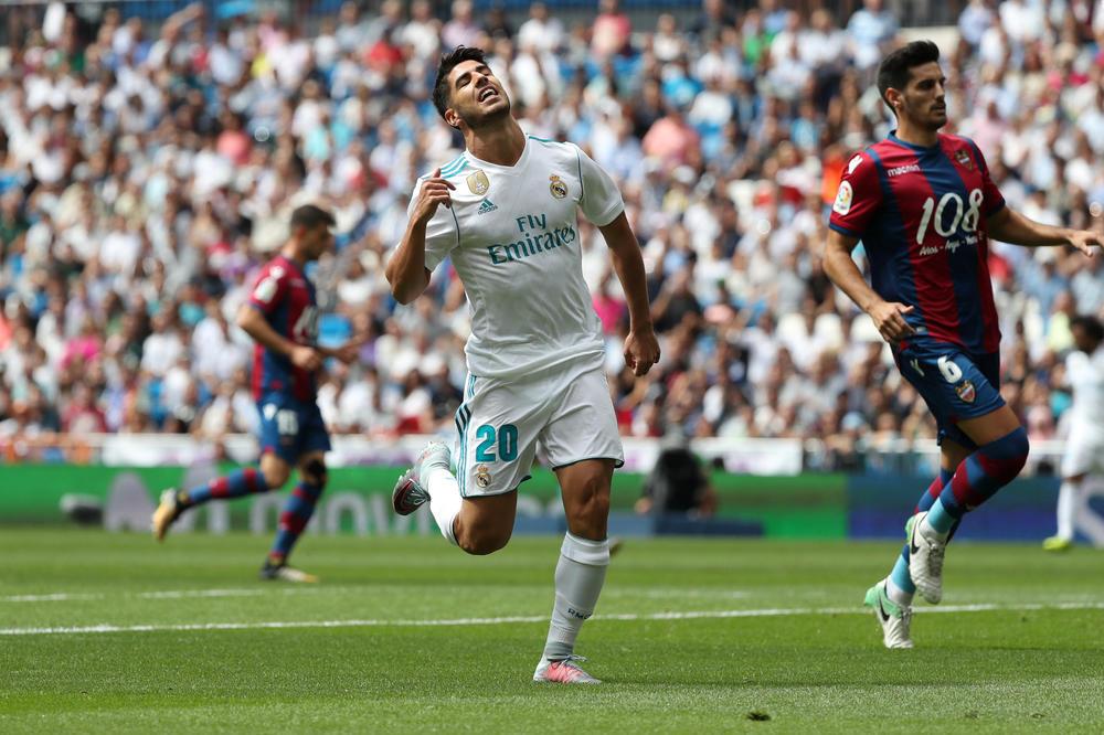 FUDBALER REALA DOŽIVEO NAJBIZARNIJU POVREDU IKADA: Evo zašto Marko Asensio ne igra u Ligi šampiona