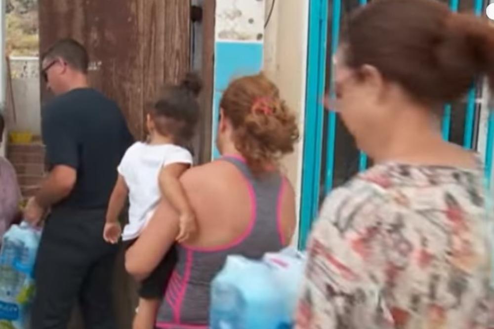 (VIDEO) DRAMA SRBA ZAROBLJENIH NA OPUSTOŠENIM KARIBIMA: 50 državljana Srbije, među kojima ima i beba, preživljavaju pakao na ostrvu Sveti Martin!
