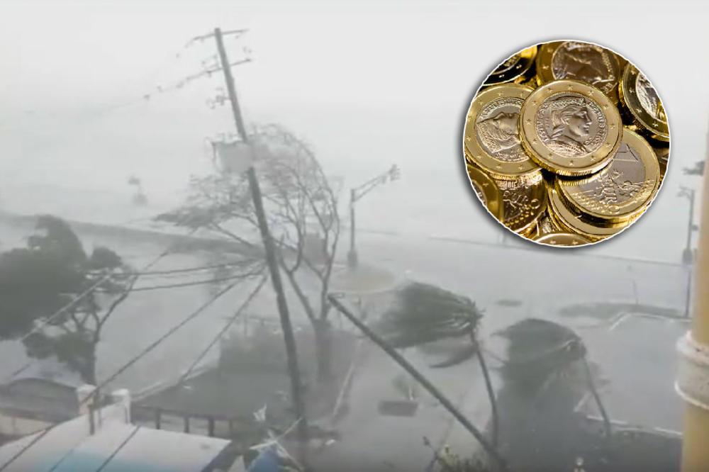 SAVET KOJI VAM MOŽE SPASTI ŽIVOT: Evo kako vam običan novčić može pomoći tokom prirodnih katastrofa!