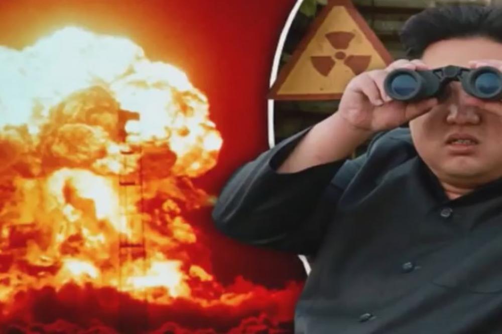 (VIDEO) NIŠTA OD MIRA U SEVERNOJ KOREJI: Zemlju pogodio zemljotres, sumnja se na novu nuklearnu probu!
