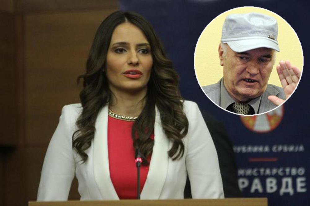 Kuburović: Vlada će dati garancije za Ratka Mladića