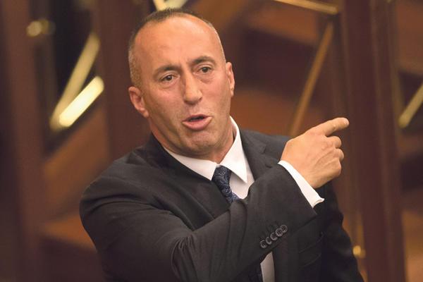 RAMUŠ HARADINAJ PRIZNAO: Navijao sam za Partizan, tamo su igrali