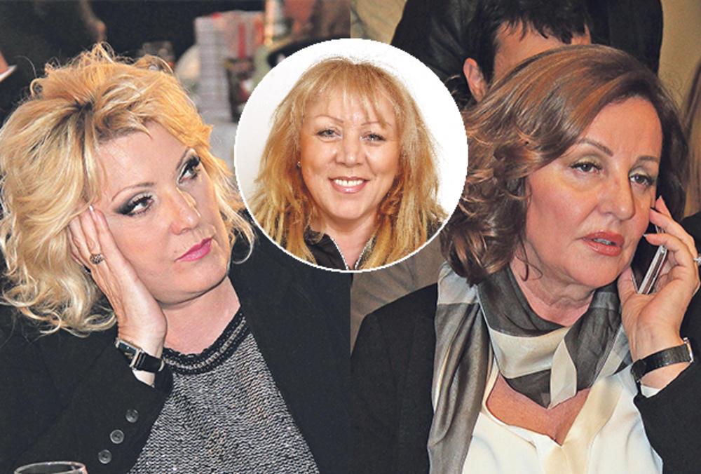 ZORICA MARKOVIĆ ZA KURIR: Snežana Đurišić i Ana Bekuta su plastične mumije!