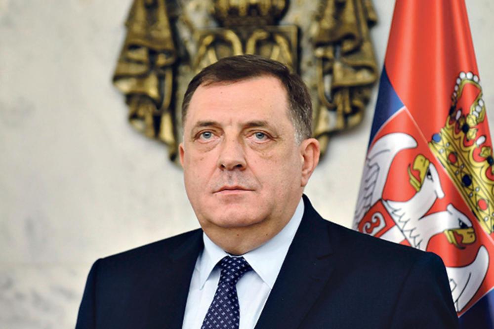 DODIK: Republika Srpska sledeće godine započinje proces donošenja novog Ustava!