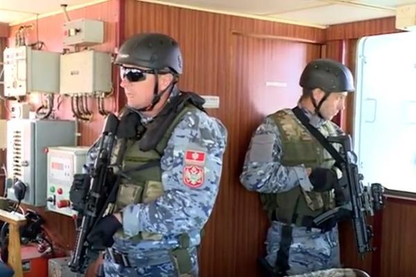 (VIDEO) VOJNA VEŽBA NATO I CRNOGORSKE MORNARICE: Crnogorci