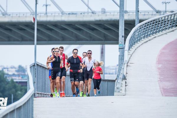ČELIČNI LJUDI U BEOGRADU: Plivaj, vozi bicikl, trči ili navijaj,