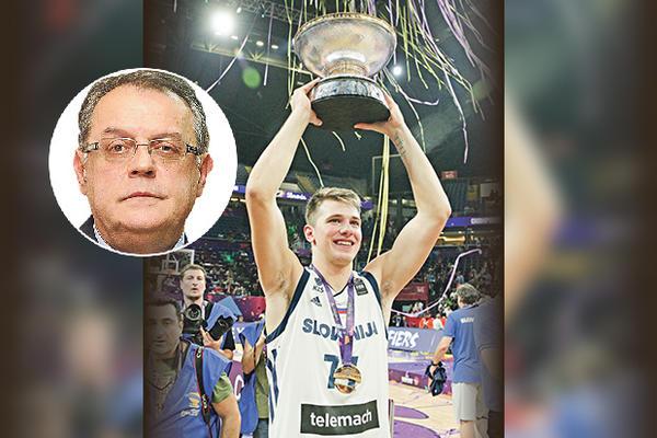 ZVEZDINA NEOSTVARENA ŽELJA Čović: Tukli smo se za Dončića!