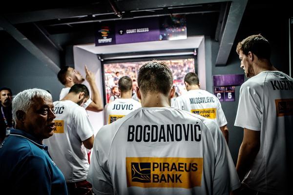 MUTA NIKOLIĆ PORUČIO HRVATIMA: Osvojićete medalju u košarci