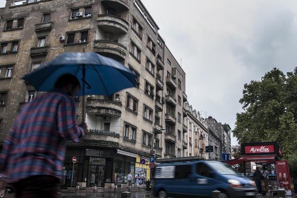 SUNCE SE BORI PROTIV OBLAKA: Danas tmurno i ponegde s kišom