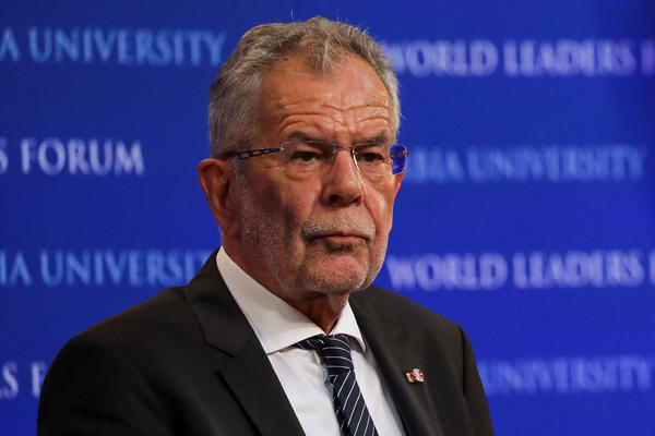 AUSTRIJSKI PREDSEDNIK OPTIMISTA: Ne verujem da će zaratiti