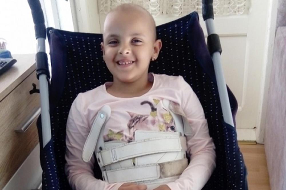SRBIJO, SPASI LENU (6)! Ona ima samo 6 dana da sakupi 24.000 evra koji će joj dati nadu za život