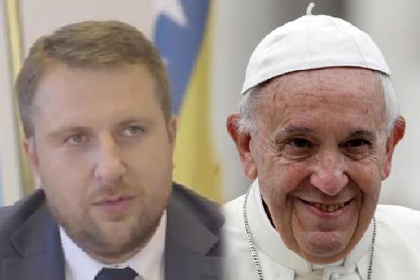 ČELNICI PRESTONICE BiH OBMANULI PAPU: Među članovima i po par