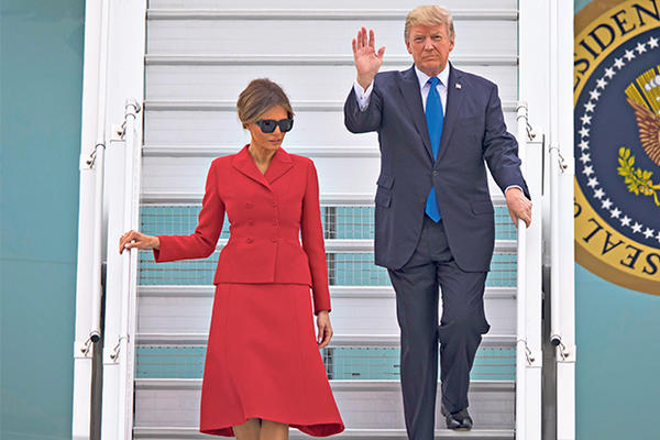 DETALJI VAŽNOG DOGAĐAJA: Ovako će izgledati Trampova poseta