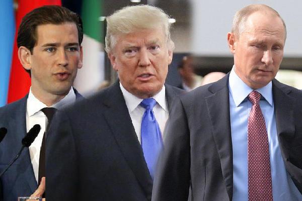 KURC HOĆE DA BUDE DOMAĆIN: Tramp i Putin mogli bi da se sastanu
