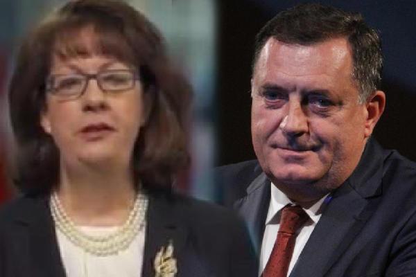 AMBASADORKA SAD U BiH: Referendum mora biti otkazan, a ne suspendovan!