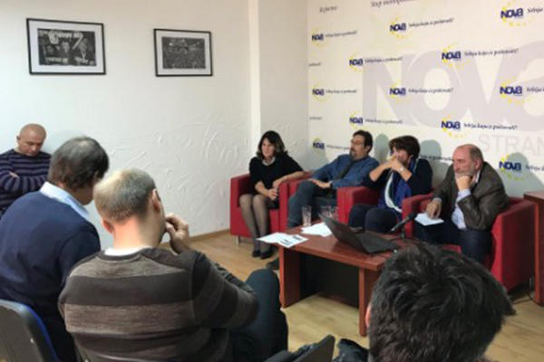 (VIDEO) SANIRANJE ŠTETE I URBANO SREĐIVANJE: Nova stranka predstavila
