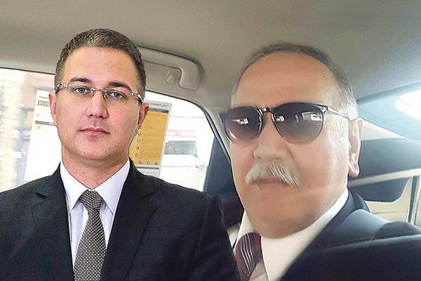 SKANDAL: Stefanović u dilu s preprodavcem oružja!