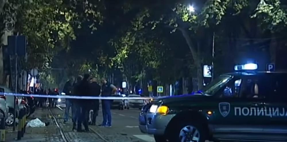 EXPRES - Policajac tokom hapšenja ubio muškarca koji je pucao