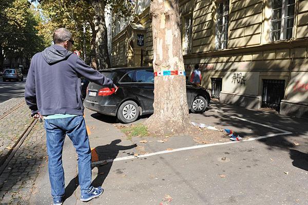 PUCNJAVA U KAFANI AKUSTIK: Evo ko je Luka Mišković kojeg je ubio policajac prilikom hapšenja na Dorćolu