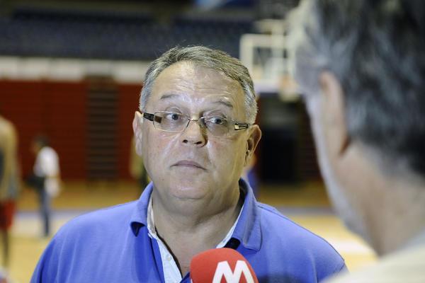 NEBOJŠA ČOVIĆ OŠTRO KRITIKUJE FIBA: Ni u čemu nisu u pravu,