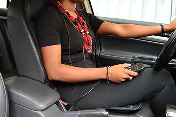 ODMORITE LEĐA: Masažer za sedište za auto, kuću i kancelariju