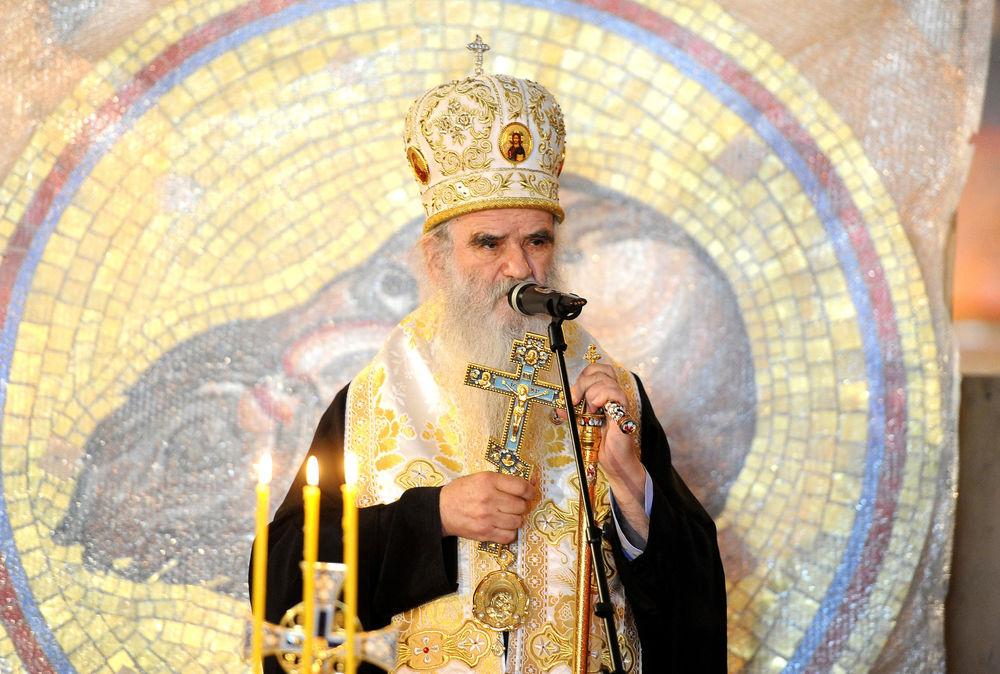 22:11h MITROPOLIT AMFILOHIJE: Satanske sile spremaju otimanje crkvene imovine u Crnoj Gori