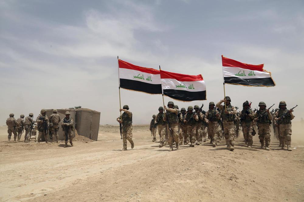 POSLE TRI GODINE KRVAVIH BORBI – Irak vojnom paradom slavi konačnu pobedu protiv Islamske Države!