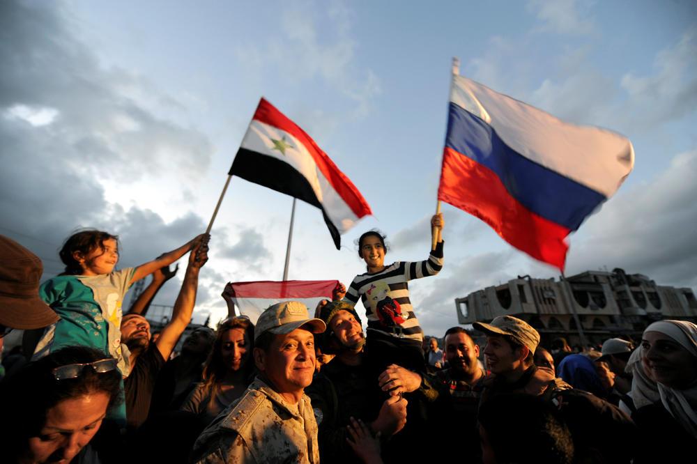 RUSI UTIŠALI AMERE U SIRIJI – Ušli su pre dve godine i ostvarili 4 velika cilja! VIDEO