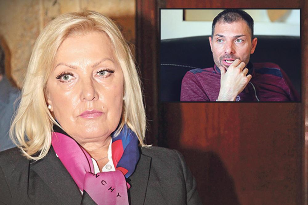 SIN OTKRIO NAJVEĆU TAJNU: Snežana Đurišić imala dva infarkta!