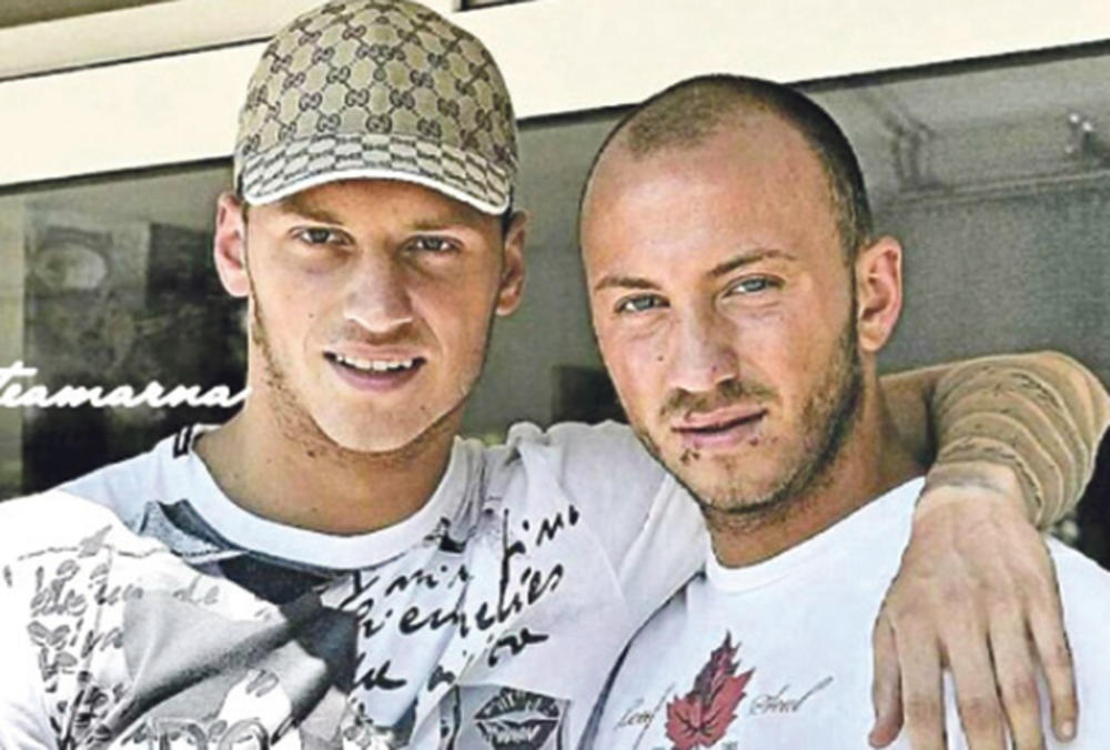 Picture of Marko  Arnautovic Brother, called Danijel