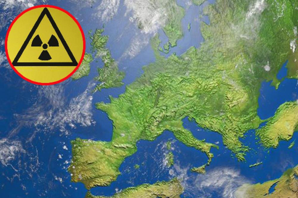 RADIOAKTIVNI OBLAK SE NADVIO NAD EVROPOM: Sumnja se na nuklearnu nesreću u Rusiji