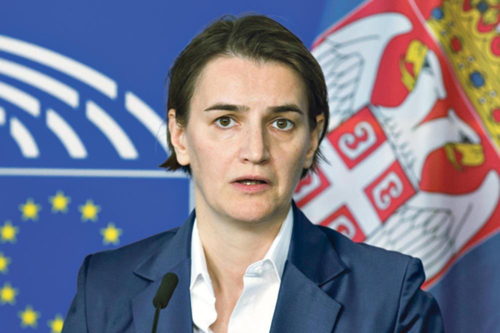 UNS I NUNS REAGOVALI NA IZJAVU ANE BRNABIĆ: Novinari osudili uvrede premijerke