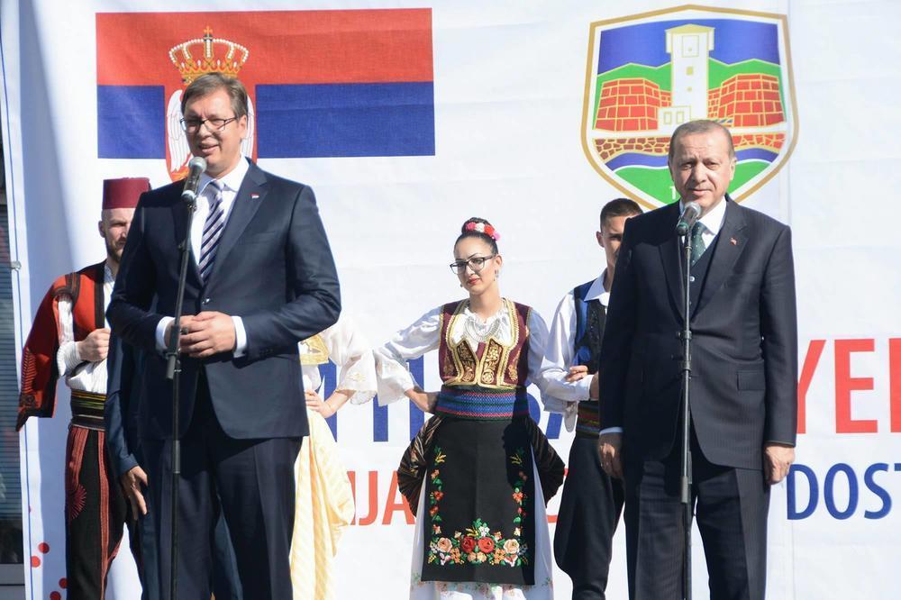 TURSKI SPECIJALCI IZNENAĐENI: U Novom Pazaru im se desilo nešto što NISU OČEKIVALI!