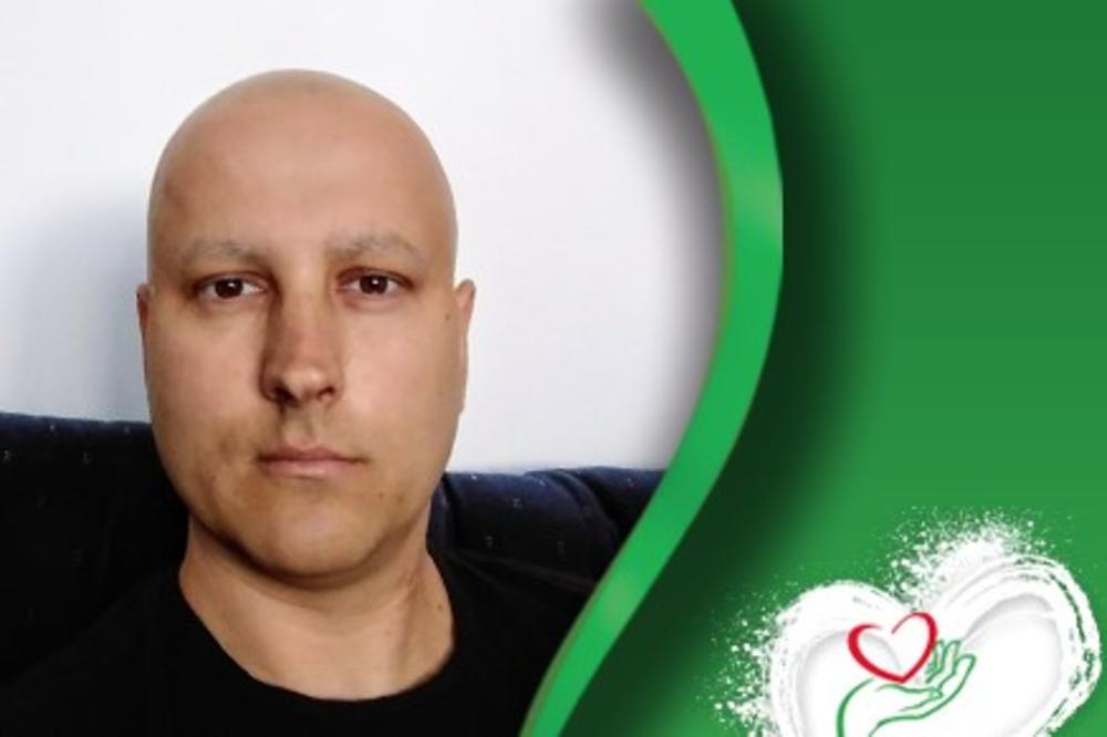 BUDITE HUMANI: Pomozite Vladimiru da pobedu kancer!