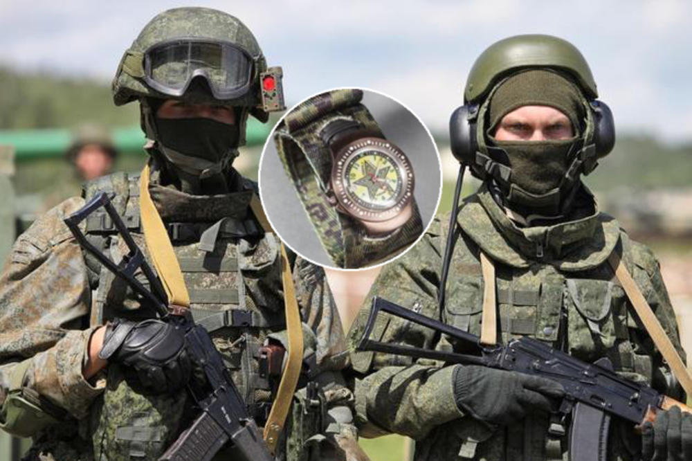RUSKI VOJNIK OPREMLJEN KO DŽEJMS BOND: Dobijaju satove otporne na nuklearnu eksploziju!