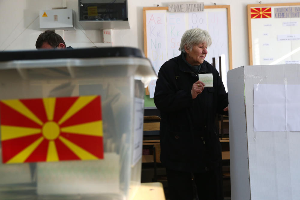POČELO GLASANJE U MAKEDONIJI: Građani na 3.480 mesta biraju lokalnu vlast