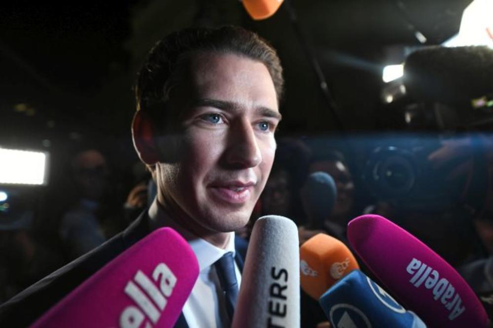 NARODNA PARTIJA AUSTRIJE OSVOJILA 31 ODSTO GLASOVA: Sebastijan Kurc želi stabilnu vladu!