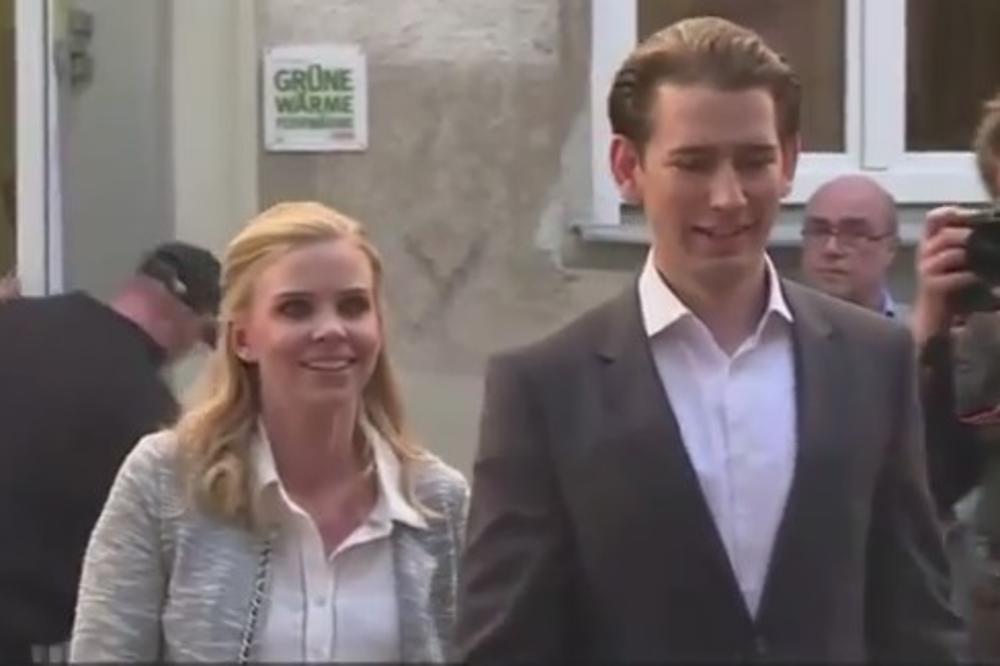 (VIDEO) OVO JE PRVA DAMA AUSTRIJE:  Suzan je Kurcova  ljubav od tinejdžerskih dana!