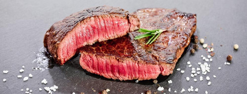 Biftek, Meso
