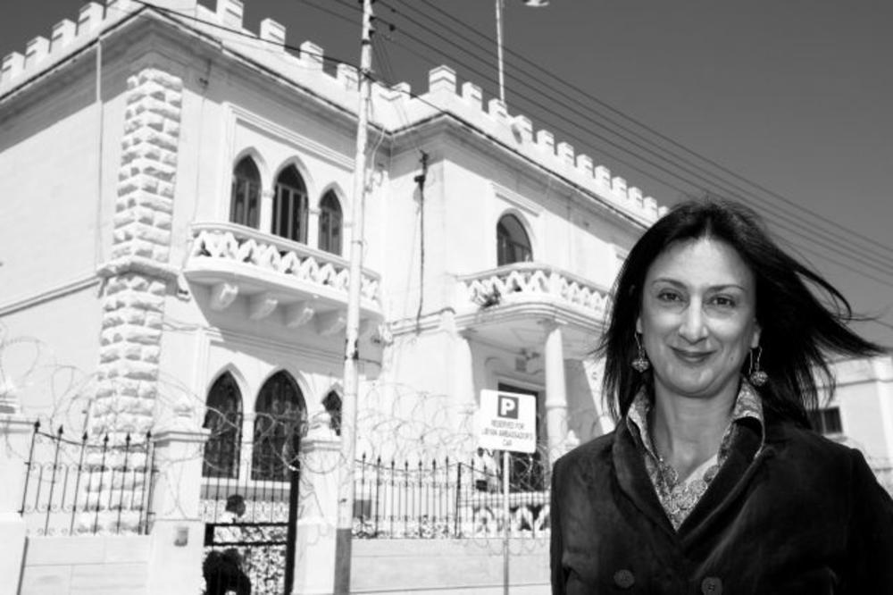 UREDNICI VODEĆIH SVETSKIH MEDIJA APELUJU NA POTPREDSEDNIKA EK: Istražite ubistvo novinarke sa Malte