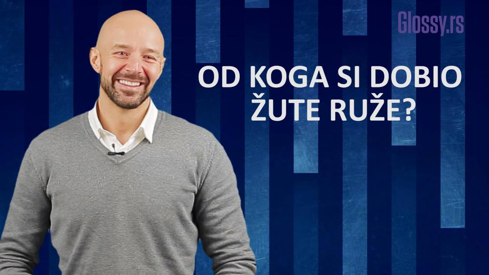 (VIDEO) Glossy lično – Slobodan Stefanović: Nikada se ne bih odrekao glume