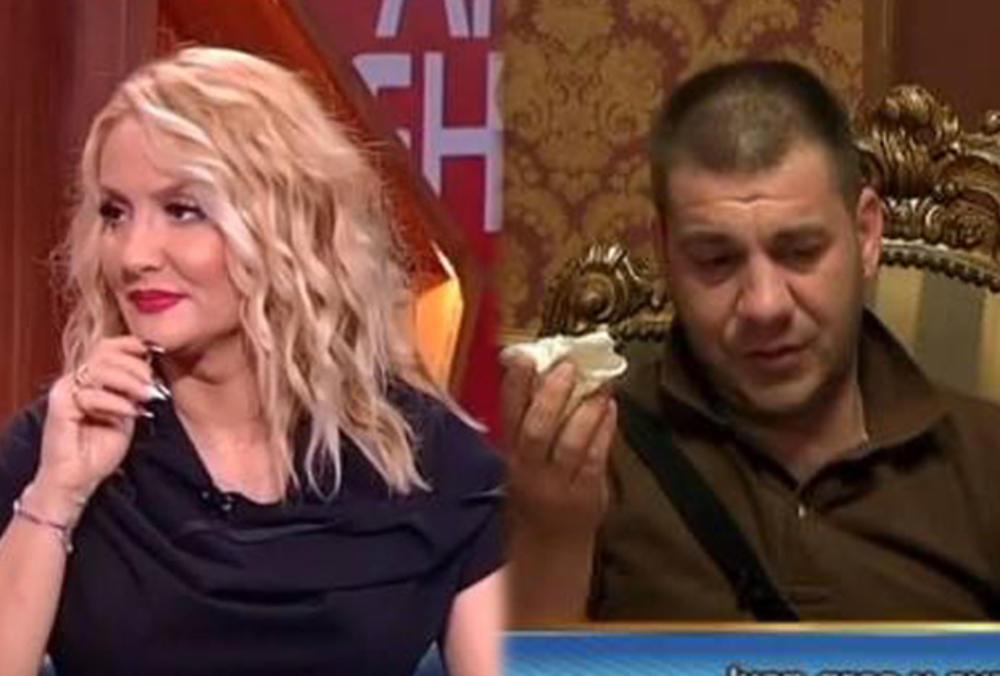 (VIDEO) KARMA? Dok Marinković grca u suzama, Goca na drugoj televiziji u isto vreme peva!