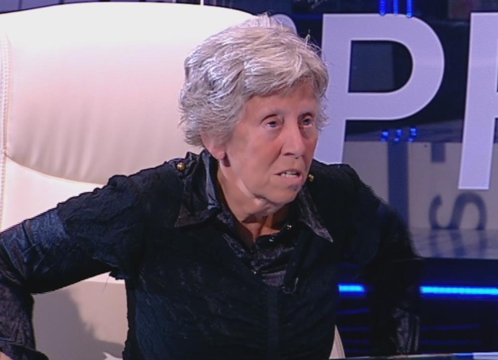 (FOTO) VODITELJ SINIŠA MEDIĆ BRUTALNO UVREDIO EVU RAS: Glumica napustila emisiju zbog neprimerenog pitanja!