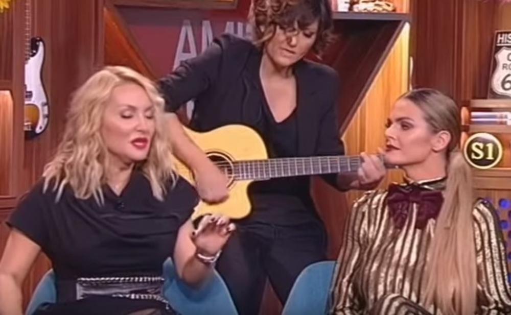 MALO DO KUHINJE, MALO DA SE SNIMAMO: Pevačica sa kojom je Goca Tržan snimila duet otkriva kakav seks voli naša poznata zvezda!