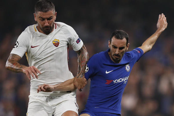 (UŽIVO, VIDEO) LIGA ŠAMPIONA: Kolarov i Džeko zaledili London!