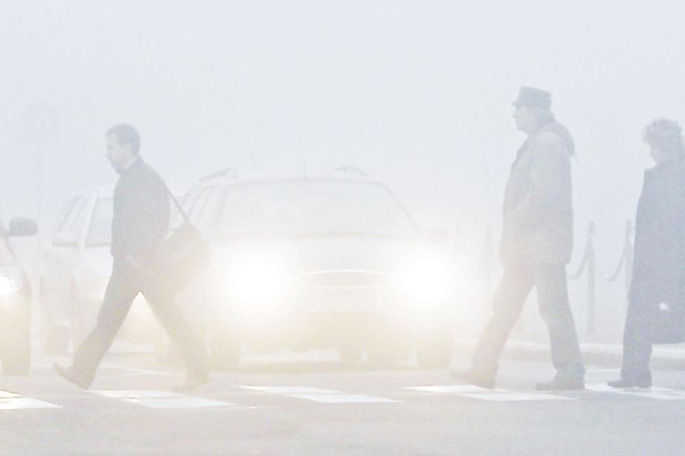 U MAKEDONIJI NE MOGU DA DIŠU: Zagađenost vazduha u Skoplju i Tetovu 5 puta veća od dozvoljene!