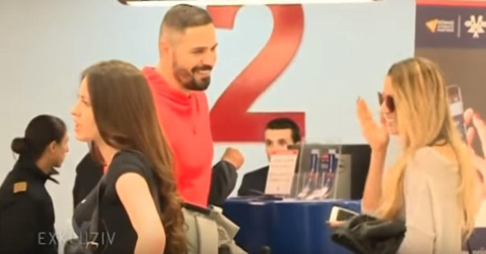 SAMO MI JE ONA FALILA: Rada na aerodromu srela bivšeg dečka Momira, a onda i Milana, ali nju nikako nije očekivala!