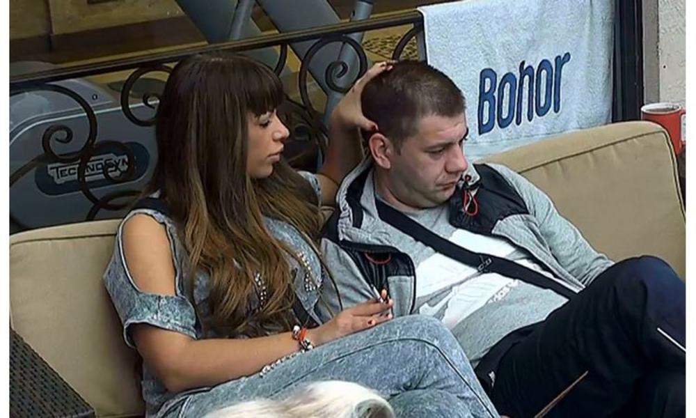 (FOTO) PREBOLEO TEODORU: Ivan Marinković i Miljana Kulić razmenjivali nežnosti u Parovima!
