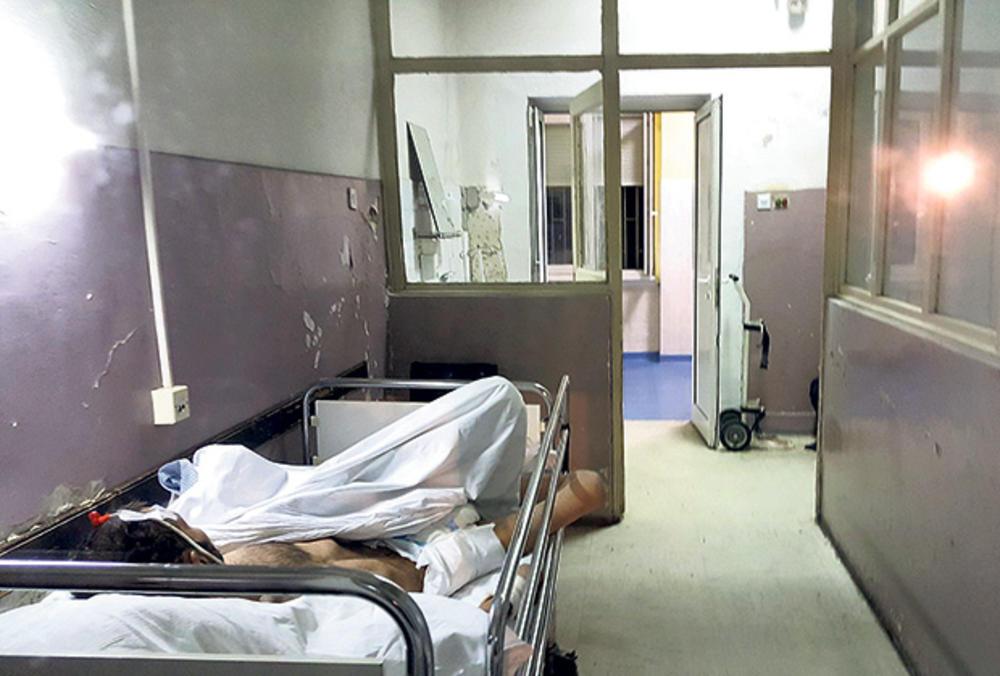 infektivna klinika beograd mapa STRAVA I UŽAS: Pacijente na Infektivnoj klinici drže u smradu i  infektivna klinika beograd mapa